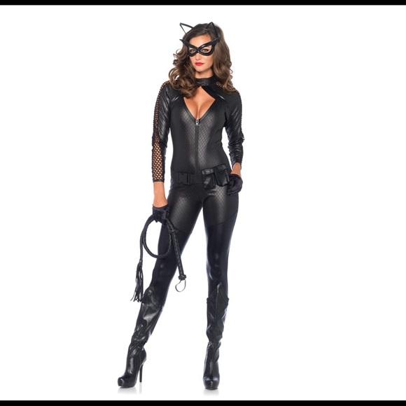Cat woman Halloween costume 🎃 👻